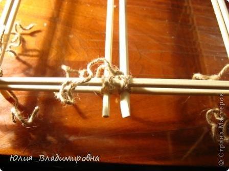 Выполняю обещанное... http://stranamasterov.ru/node/472305 АААА!!! Обежала сегодня несколько магазинов… палочки для суши как-то внезапно все раскуплены(((… поэтому мастер- класс слепила из того, что было.... Очень надеюсь, что всем все будет понятно….. фото 12