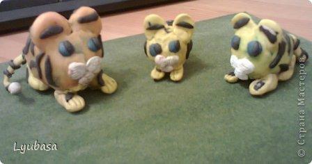 Работы из пластилина моих третьеклашек. фото 3