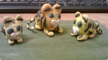Работы из пластилина моих третьеклашек. фото 12