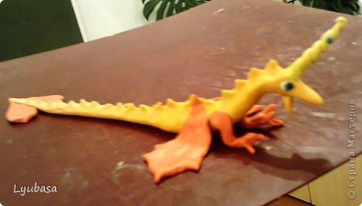 Работы из пластилина моих третьеклашек. фото 5