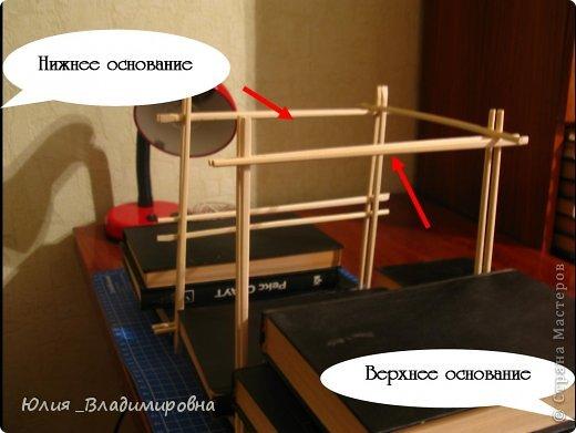 Выполняю обещанное... http://stranamasterov.ru/node/472305 АААА!!! Обежала сегодня несколько магазинов… палочки для суши как-то внезапно все раскуплены(((… поэтому мастер- класс слепила из того, что было.... Очень надеюсь, что всем все будет понятно….. фото 9