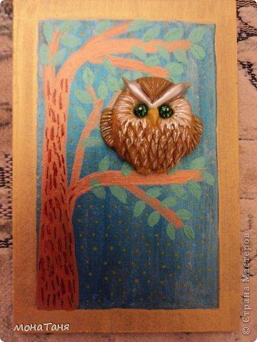09.12.12 сделала дерево из холодного фарфора  и заменила главное фото фото 2