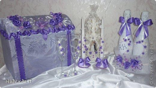 вот такой наборчик впервые в таком объеме... свеча очаг готовая купленная невестой я ее только немного украсила чтоб тоже была в теме ;) корзинка тоже куплена невестой очень скучная была весь декор на ней мой  фото 1