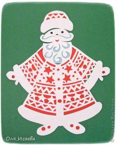 Готовимся к Новому году. Дед Мороз. фото 2
