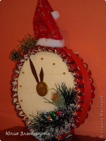 вот еще 3 будильничка к Новому году фото 5