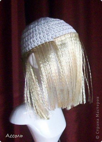 Как сделать парик своими руками в домашних условиях из атласной ленты