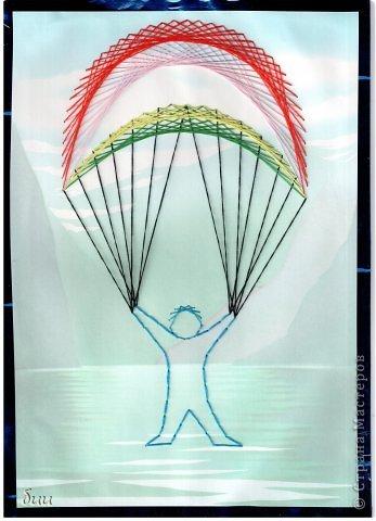 3 д открытки на 23 февраля своими руками парашютист видео уроки