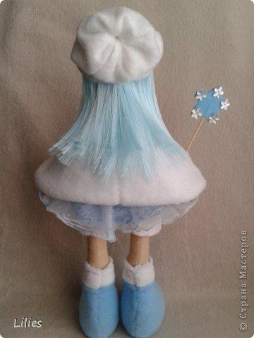 Моя первая сНежка (девочка с большими ногами) Снежная фея фото 3