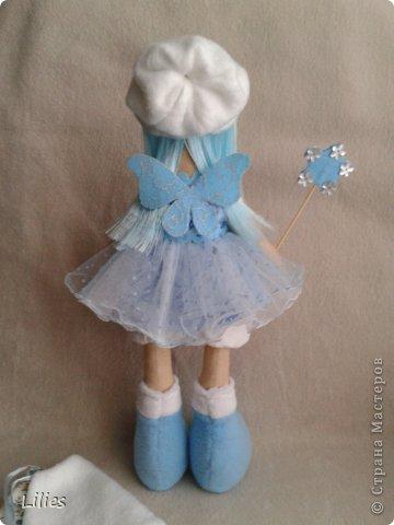 Моя первая сНежка (девочка с большими ногами) Снежная фея фото 5