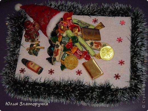еще родилась одна коробка конфет на Новый год фото 1
