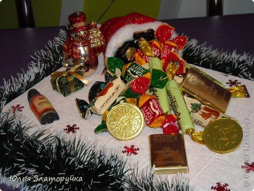 еще родилась одна коробка конфет на Новый год фото 3