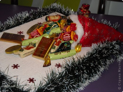 еще родилась одна коробка конфет на Новый год фото 4