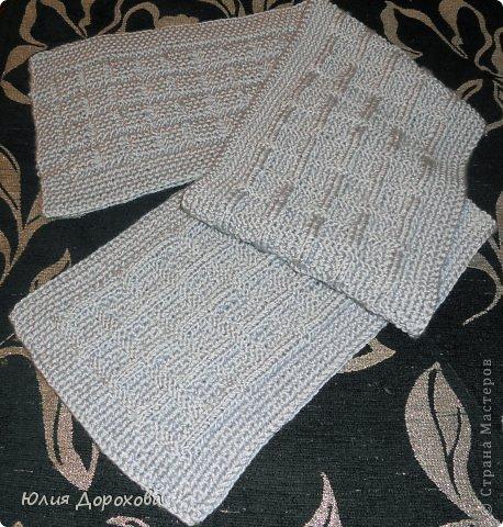 Вязание спицами Мужской