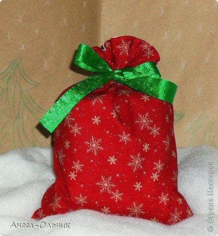 Новогодние подарки своими руками сшить