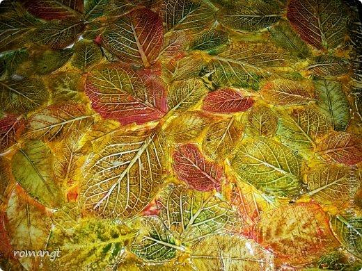 Размеры 30 на 40 см, оргалит, слой текстурной штукатурки. фото 6