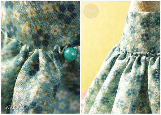 МК крошка Люси (Тильда-заяц) фото 17