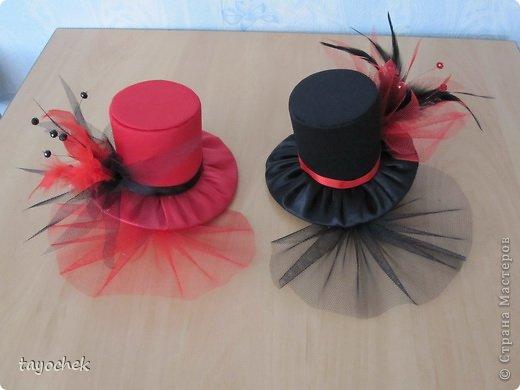 Сделать шляпку девочке своими руками