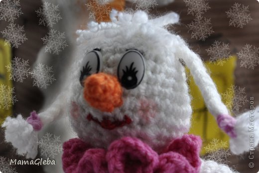 Коллекция снеговиков пополняется. фото 1
