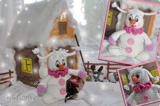 Коллекция снеговиков пополняется. фото 3