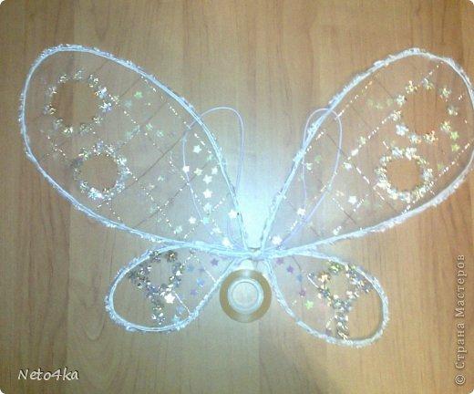 Видео как сделать крылья бабочки своими руками из бумаги