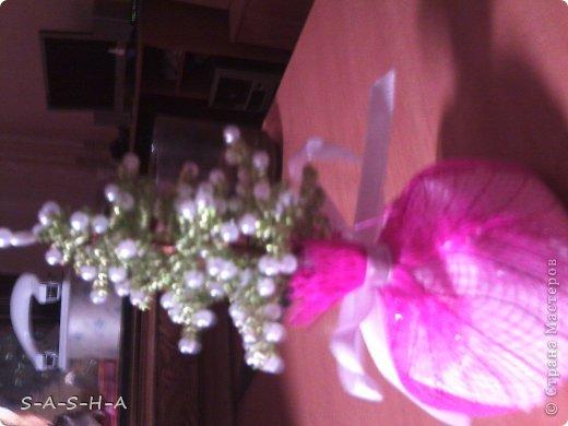 Новый год Плетение Сделала ёлочку из бисера Бисер фото 2.