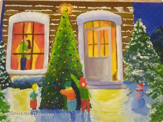 рисунки праздников: