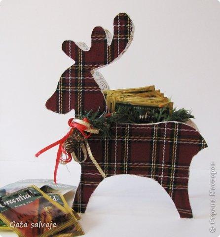 Идея для подарка на рождество своими руками
