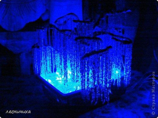 Дерево из бисера с подсветкой мастер класс с пошаговым фото