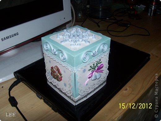 Ползая в очередной раз по нету, нашла интересные коробочки , в которых миниатюрные работы. фото 2
