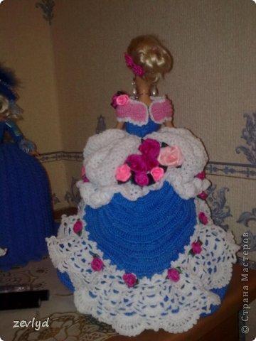 Платье для куклы Барби.  фото 9