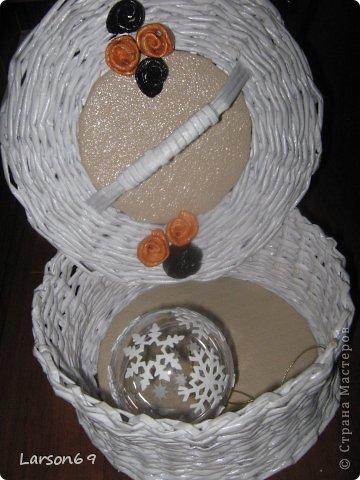Белая плетенка фото 6