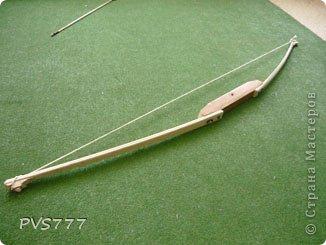 Для начала сделал колчан для стрел. фото 8