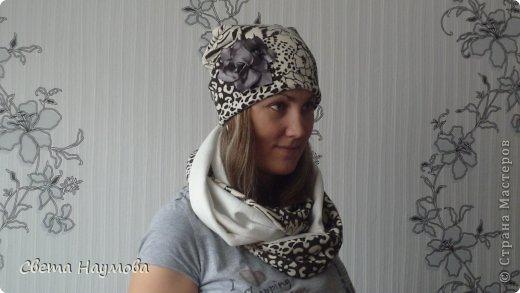 женская шапка своими руками видео