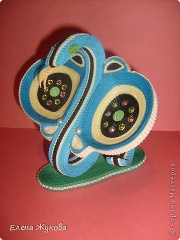 Символ года-змея фото 1