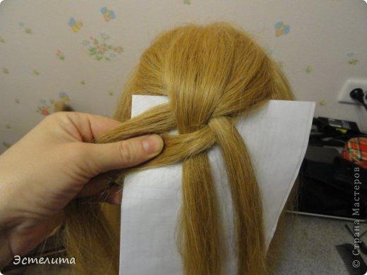 Здравствуйте уважаемые мастерицы! сегодня мк сделан для Татьяны@lapusik, а также для всех заинтересовавшихся плетением Цепочка. АВТОРСТВО НЕ МОЁ! все мк я ищу в ютубе. фото 5