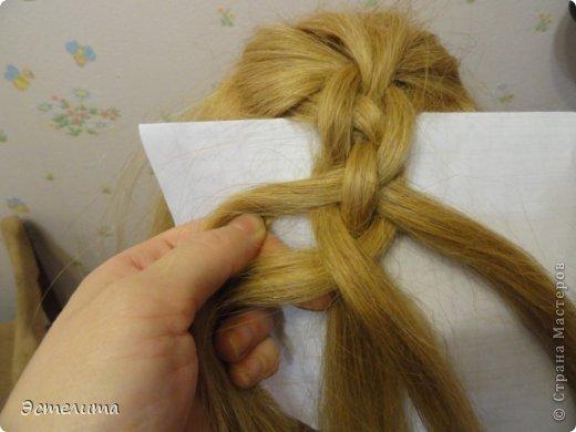 Здравствуйте уважаемые мастерицы! сегодня мк сделан для Татьяны@lapusik, а также для всех заинтересовавшихся плетением Цепочка. АВТОРСТВО НЕ МОЁ! все мк я ищу в ютубе. фото 11