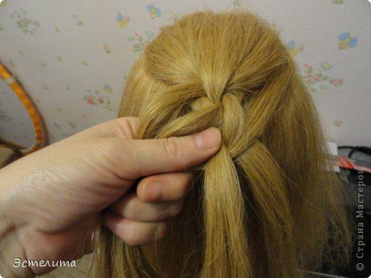 Здравствуйте уважаемые мастерицы! сегодня мк сделан для Татьяны@lapusik, а также для всех заинтересовавшихся плетением Цепочка. АВТОРСТВО НЕ МОЁ! все мк я ищу в ютубе. фото 13