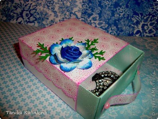 К предстоящим праздникам готовлюсь основательно.Особенно нравятся коробочки.Их же можно чем угодно заполнять!!! фото 9