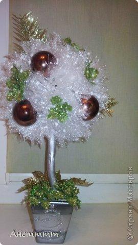 елочный топиарий фото 3