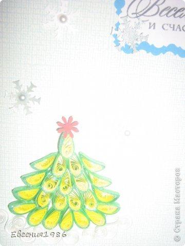 """Приветствую ВСЕХ!!!! Очень давно не выкладывала своих работ накопилось прилично, да  и времени не было, учила утренник была сегодня Дед Морозом в садике своего сына, прошло все как говорится на """"Ура""""!!! Тут не только новогодние, но и открыточки ко дню рождения и даже вязание!!!  Начнем с конкурсных работ для любимого блога Хомячка общее задание - №13 """"Снеговик"""" Скромненькая открыточка... фото 16"""