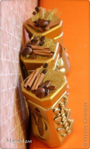 Вот такие баночки у нас получились) Их в последствии можно использовать для хранения сыпучих продуктов...например, того-же кофе. фото 14