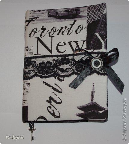 Блокнот для новогоднего обмена на работе ))) фото 3