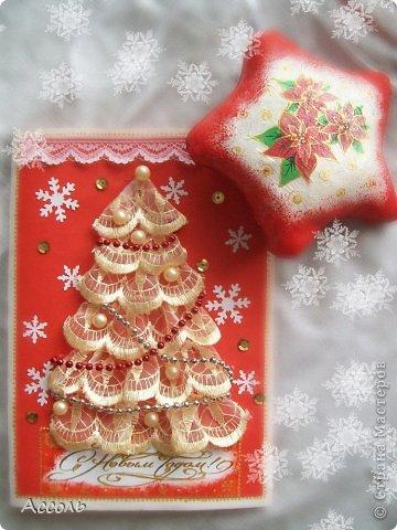 Добрый день , дорогие соседи! Совсем скоро новый год... Мы все уже с нетерпением ждем заветной ночи, желанных подарков и приятных встреч. Сегодня хочу показать Вам несколько мелочей, сделанных своими руками, которые (я надеюсь) порадуют моих друзей на праздник)) Этот сувенирчик я приготовила для одной супер-мамы... Как большинство из нас, она творит по ночам... поэтому кофеёк тут, кажется,  будет в тему)) фото 5