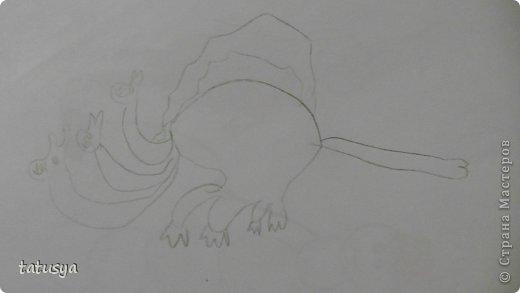 Это кролик его моя дочь только раскрасила.На так называемых уроках рисования.Где за нее все рисуют,а она раскрашивает!!!! фото 14