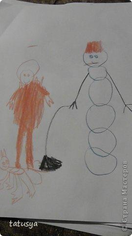 Это кролик его моя дочь только раскрасила.На так называемых уроках рисования.Где за нее все рисуют,а она раскрашивает!!!! фото 15