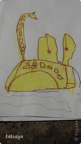 Это кролик его моя дочь только раскрасила.На так называемых уроках рисования.Где за нее все рисуют,а она раскрашивает!!!! фото 18