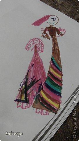 Фея Фиалка и бабочка фото 2