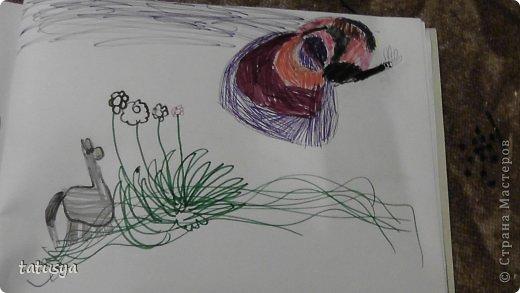 Фея Фиалка и бабочка фото 21