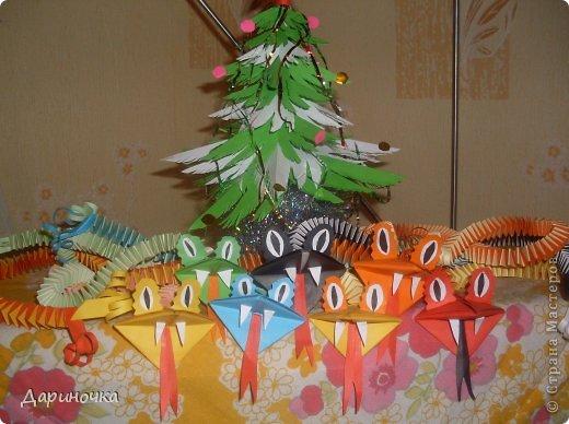 Мамочкины ёлочки и змейки! фото 5