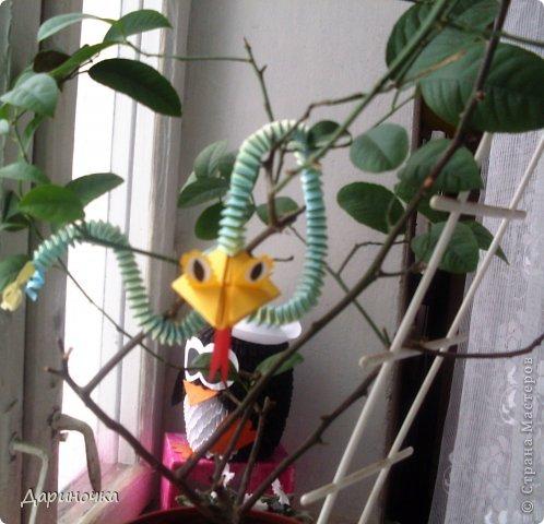 Мамочкины ёлочки и змейки! фото 7